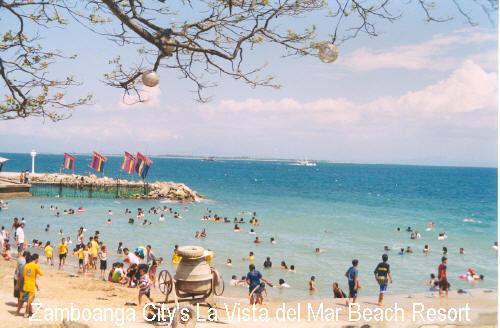 Beaches of Zamboanga City, The Philippines Islands - Zamboanga com