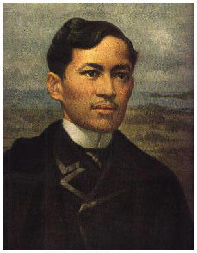 Philippine National Hero - Jose Rizal