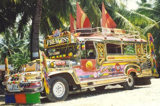 Philippine King of the Road, the Jeepney
