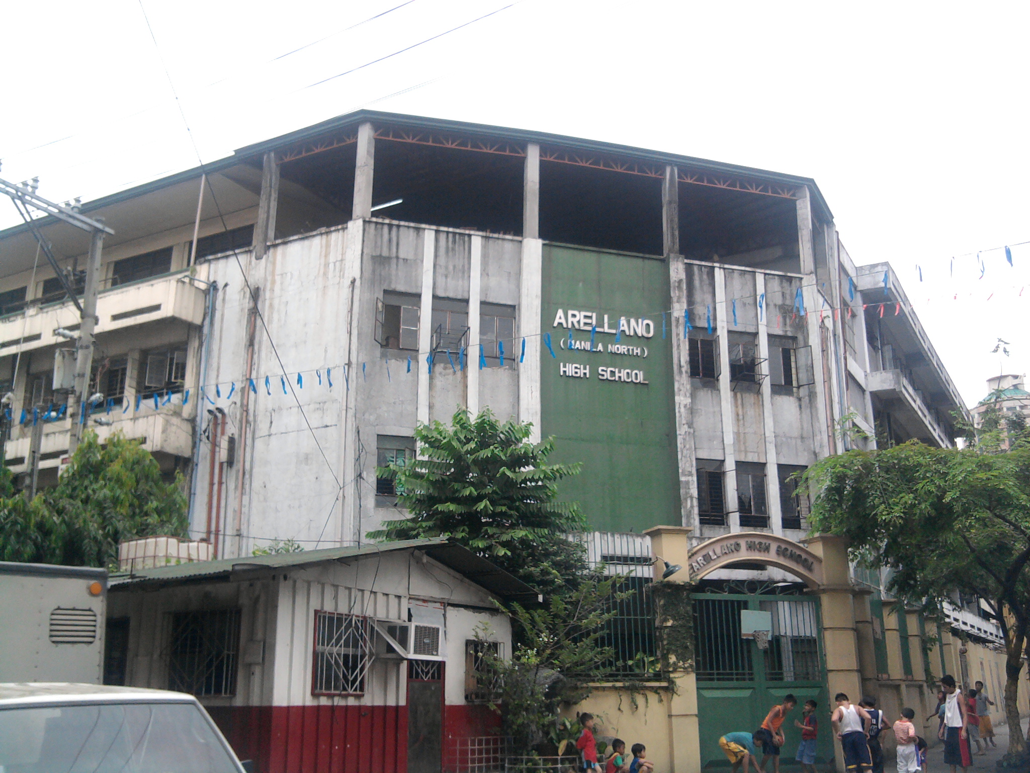 philippine maritime institute sta cruz manila http://www.zamboanga.com/z/index.php?title=File:Arellano_High_School_(Manila_North)_Sta._Cruz,_Manila.jpg