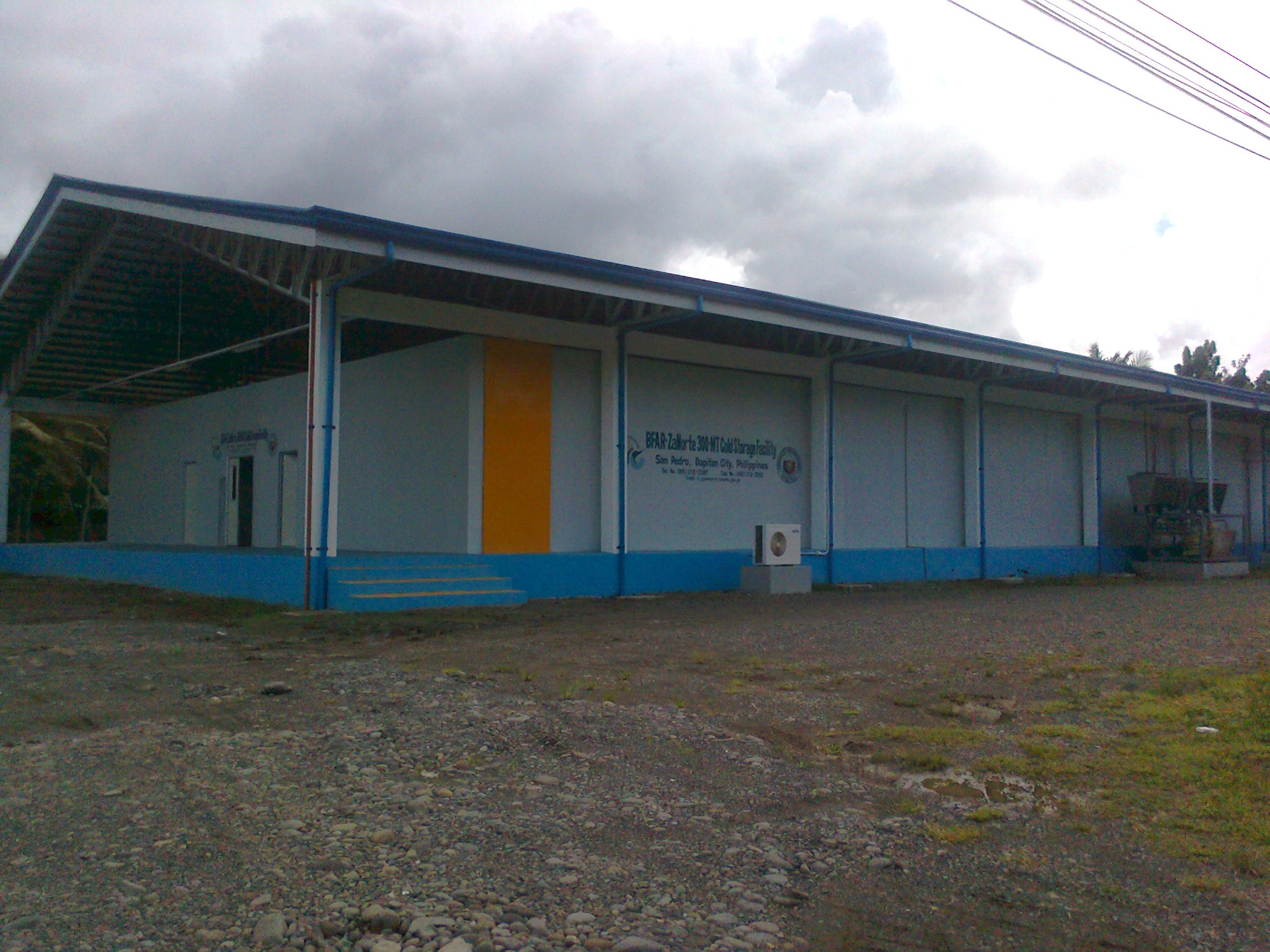 File Cold Storage Facility San Pedro Dapitan City Jpg