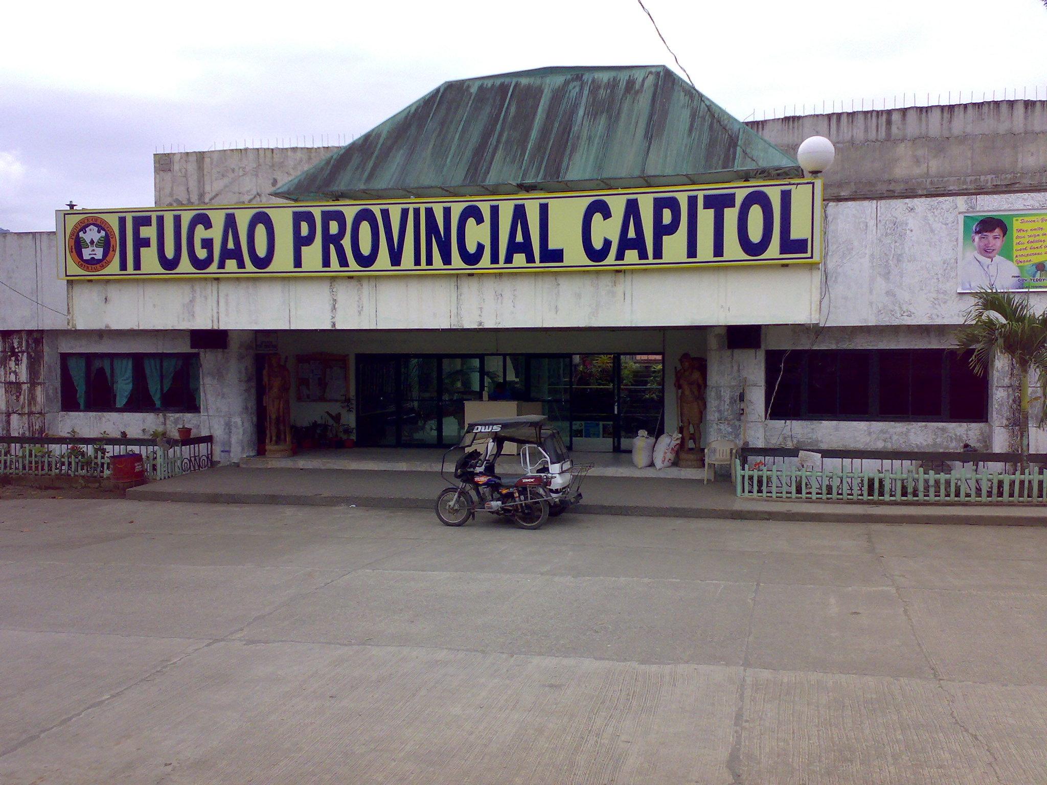 Ifugao provincial capitoljpg Ifugao Province Philippines