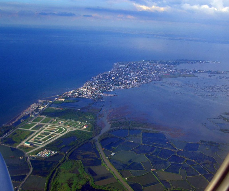 Cavite Philippines  City pictures : Cavite city aerial Portal to The Philippines