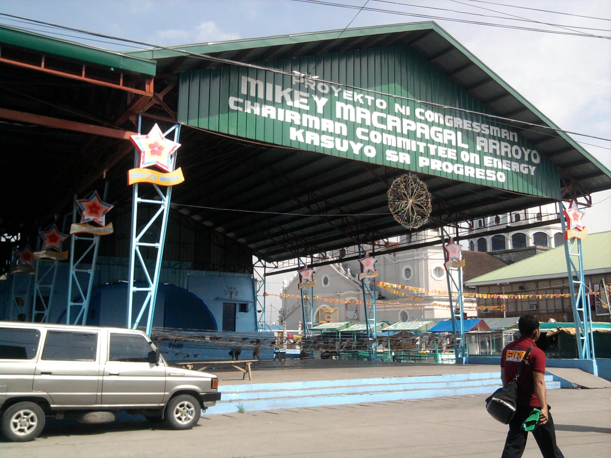 santa lucia sasmuan pampanga philippines philippines