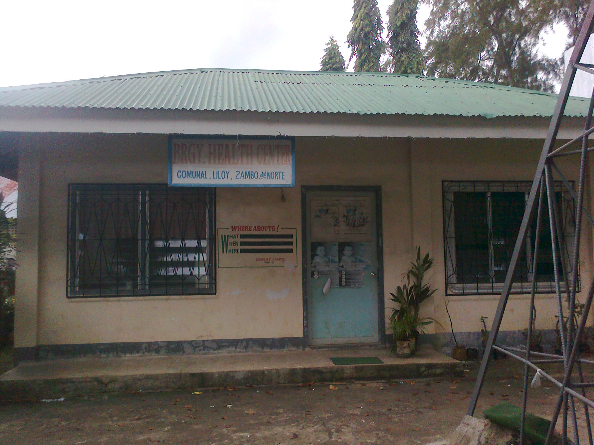 thesis about barangay health center Barangay profile barangay malabanias history malabanias is one of the established anti essays offers essay examples to help students health center.