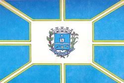 Flag of Anapolis, Goias, Brazil