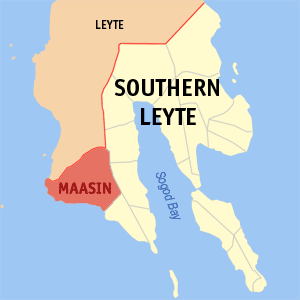 Ph locator southern leyte maasin.png