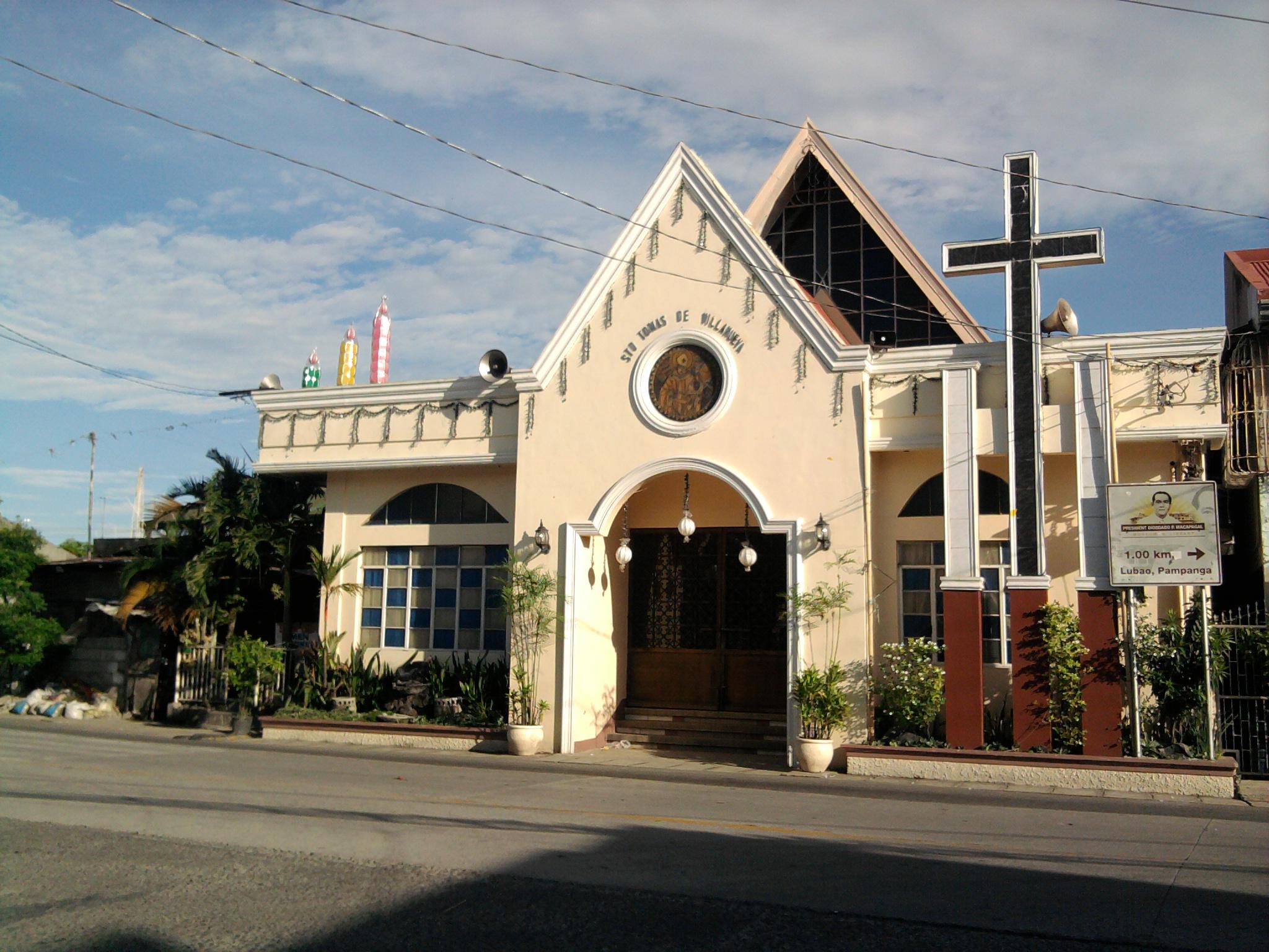 file sto tomas de villanueva catholic church jpg philippines