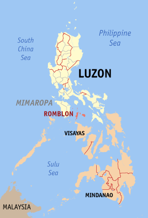 Romblon philippines map locator.png