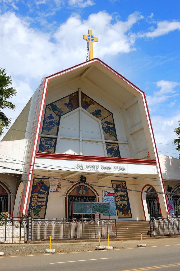 San Agustin Church San Fernando Pampanga San Agustin Parish Church