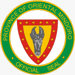Provincial seal of Oriental Mindoro.png