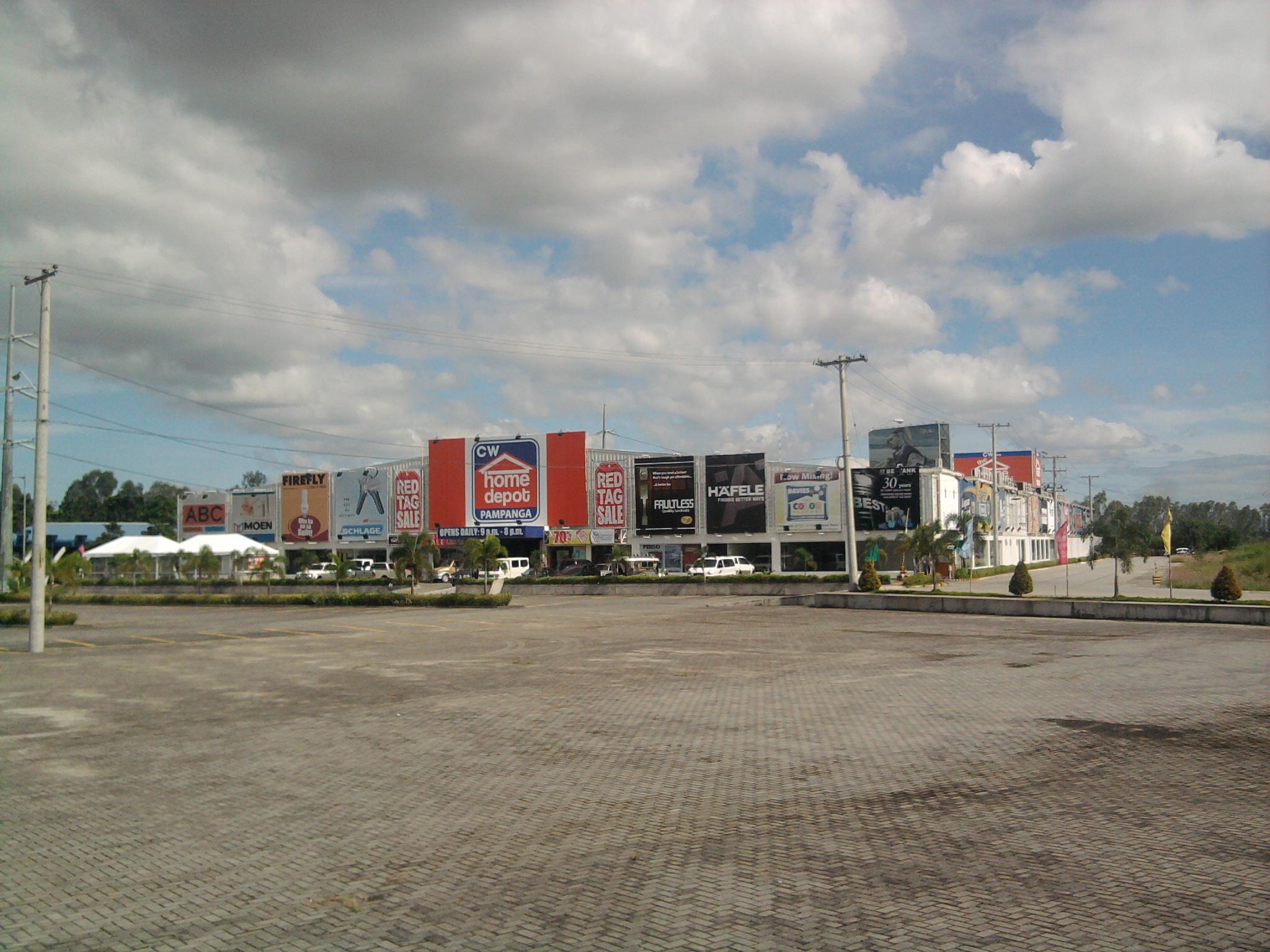Home Depot San Fernando Pampanga