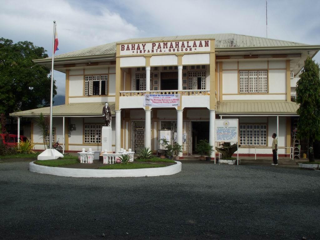 Infanta Quezon Philippines  Universal Stewardship