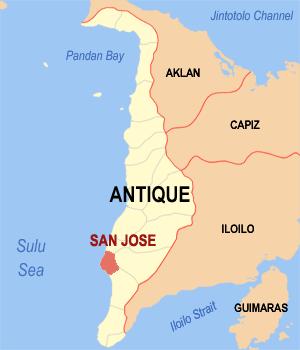 San Pedro San Jose Antique Philippines Universal Stewardship