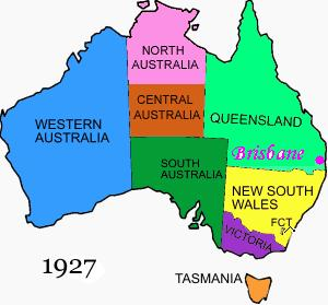 Brisbane Queensland Australia - Map australia queensland