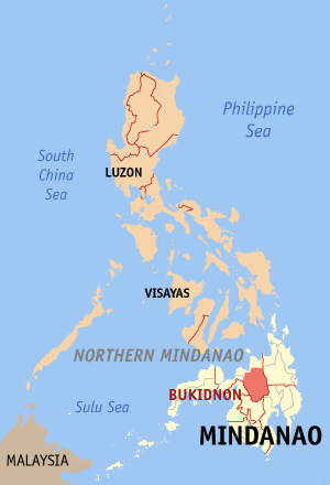 Bukidnon map.png