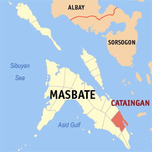 Ph locator masbate cataingan.png