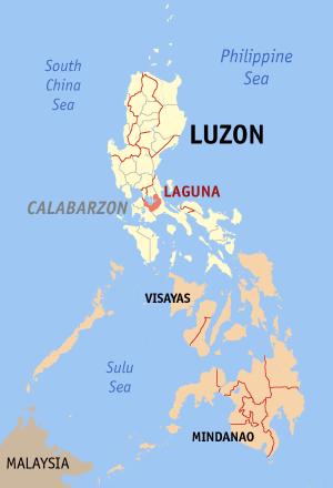 Bian City Laguna Universal Stewardship