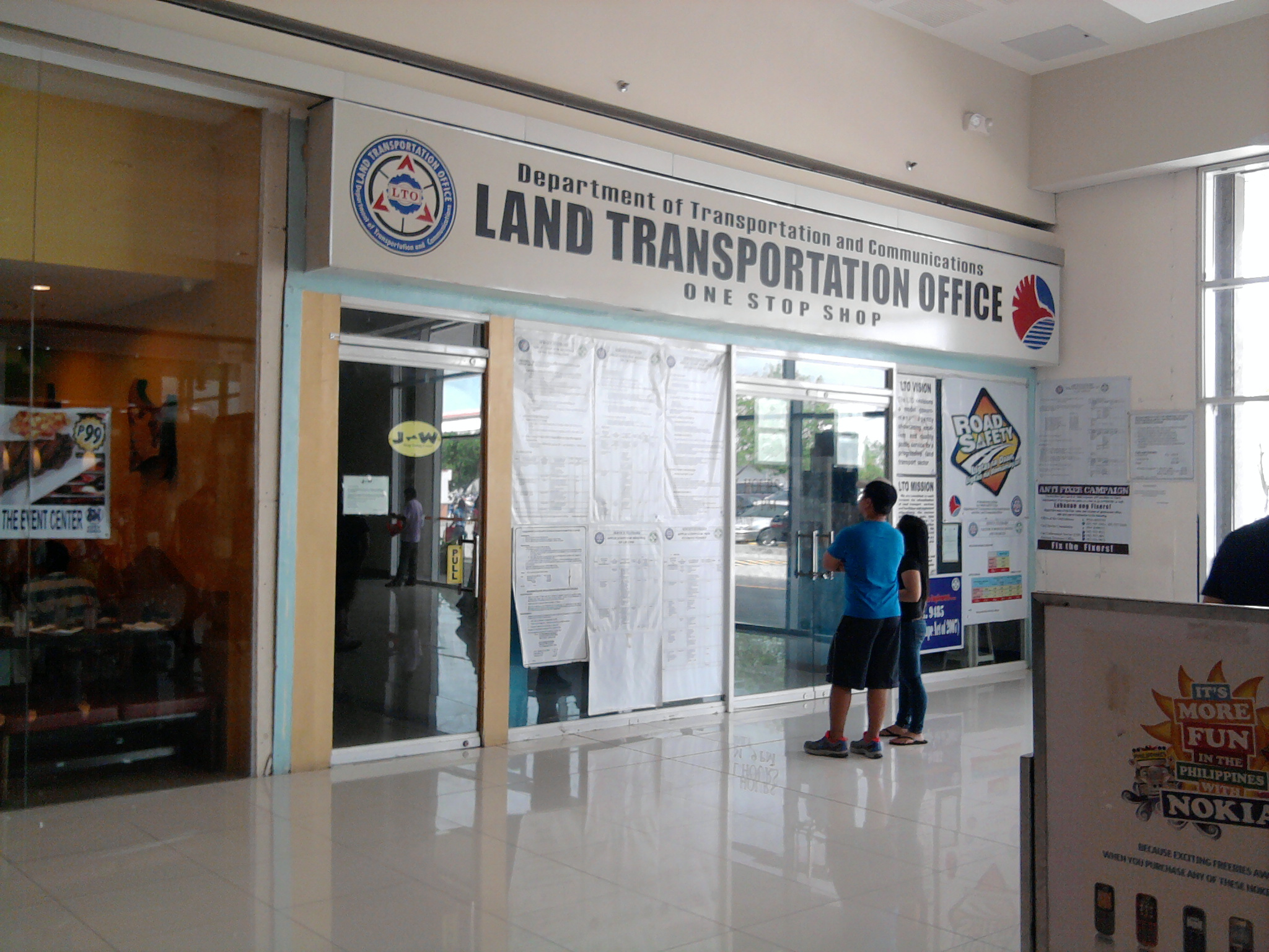 land transportation office in philippines See 3 photos from 88 visitors to land transportation office.