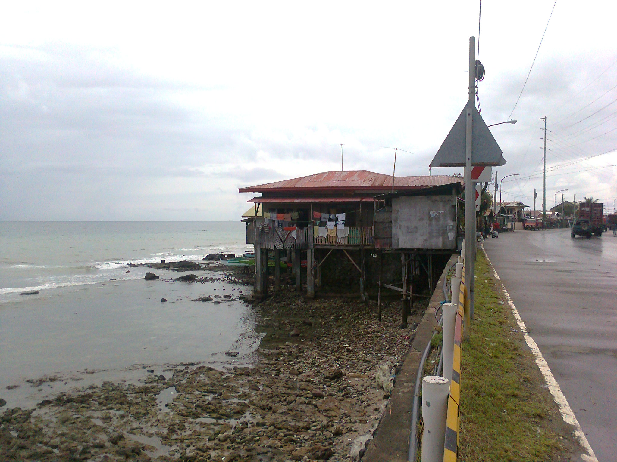 File Stilt Homes By The Sea Sinunuc Zamboanga City 15 Jpg Universal Stewardship