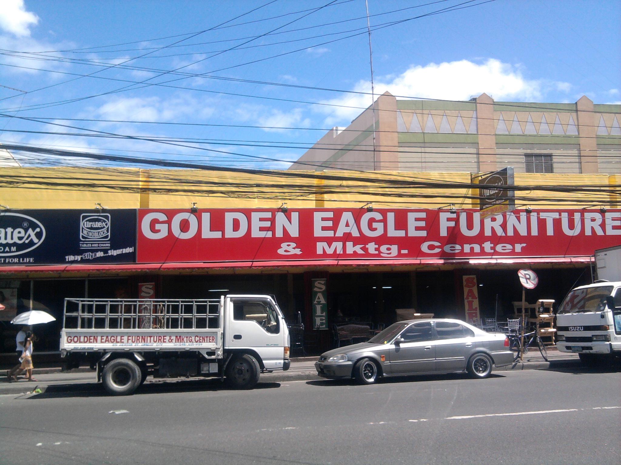 File:Golden Eagle Furniture U0026 Marketing Center Brgy. San Nicolas, Angeles  City,