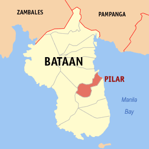 Ph locator bataan pilar.png