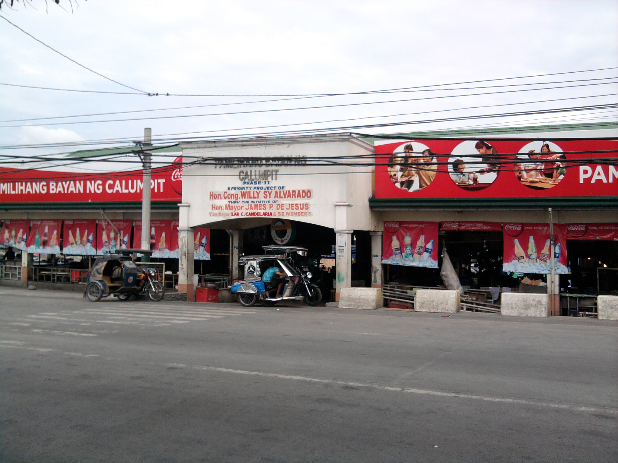 Calumpit Philippines  city photo : Calumpit Public Market Phase II, Mc Arthur Hwy, Corazon Gatbuca ...