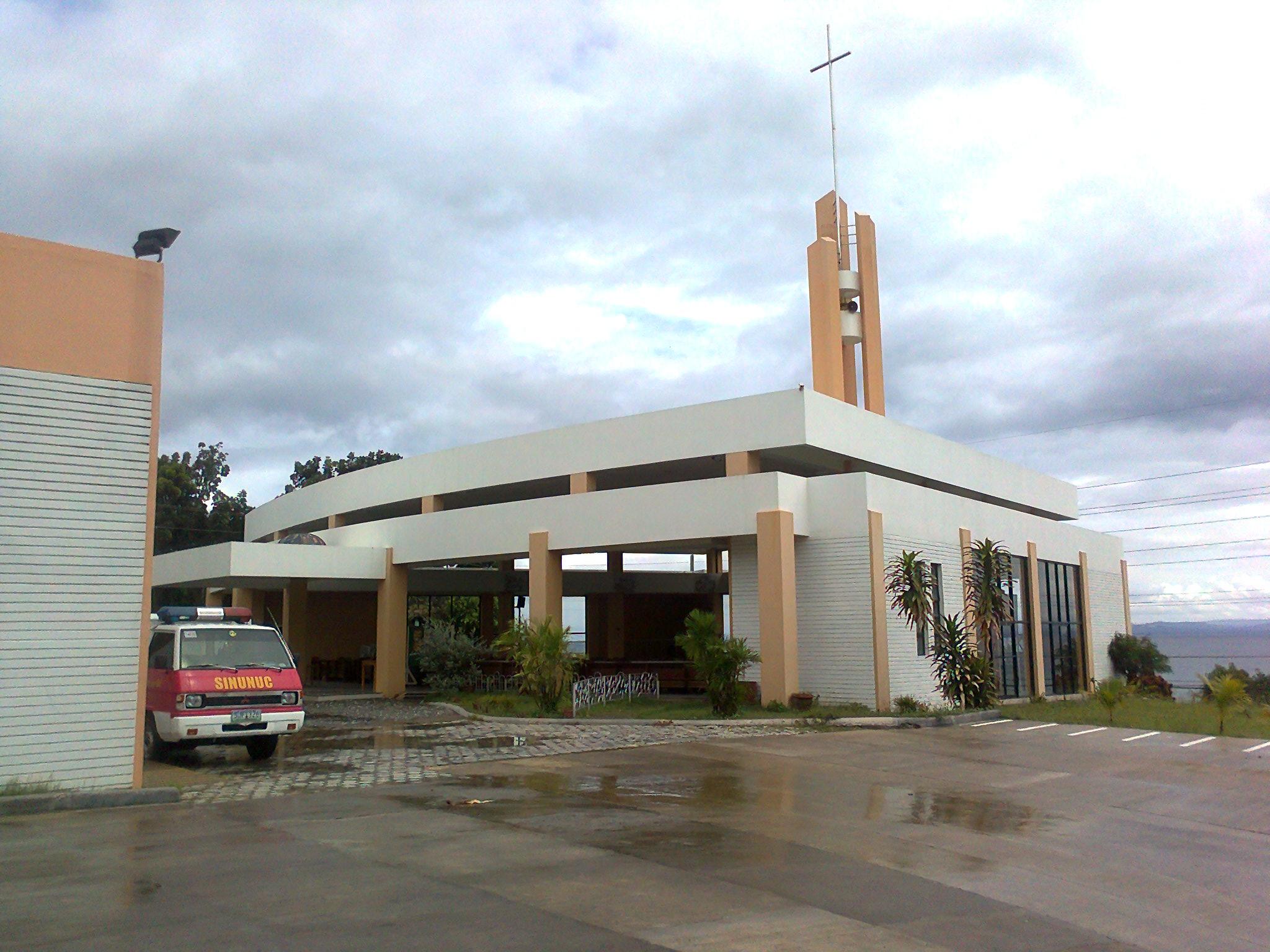 FileTransfiguration Parish Church Sinunuc Zamboanga City 9jpg