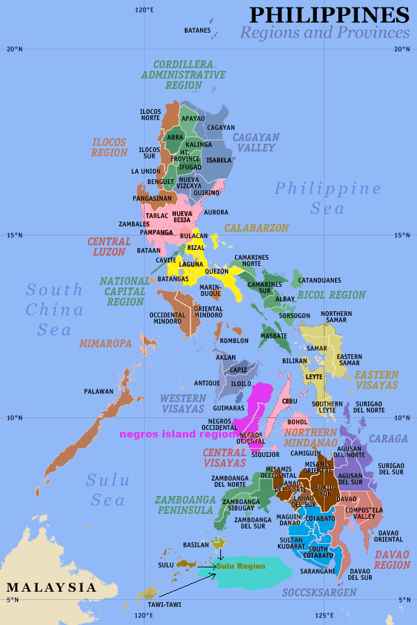 Federalism in the Philippines - A ploy for an Islamic State