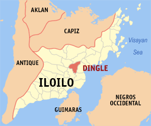 Dingle iloilo locator.png