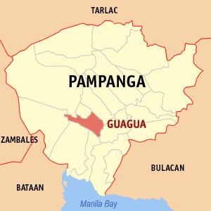 barangay candating arayat pampanga zip code