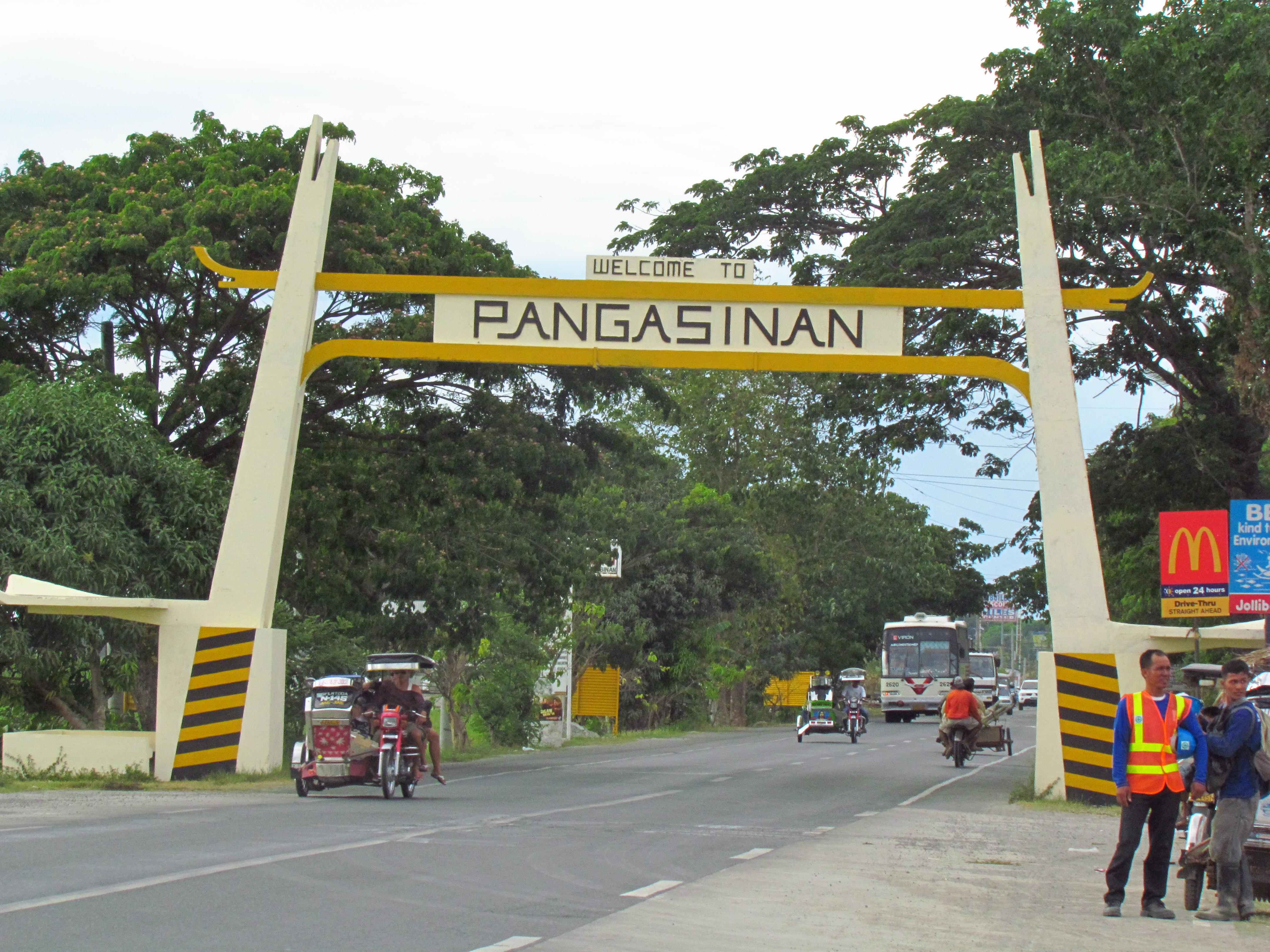 Pangasinan Province Philippines  Universal Stewardship