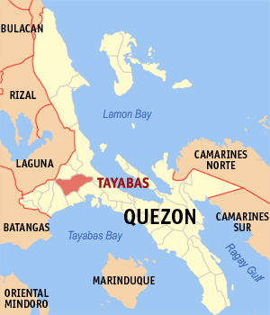 Tayabas city map locator.png