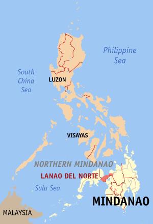 Lanao del Norte - Zamboanga: Portal to The Philippines