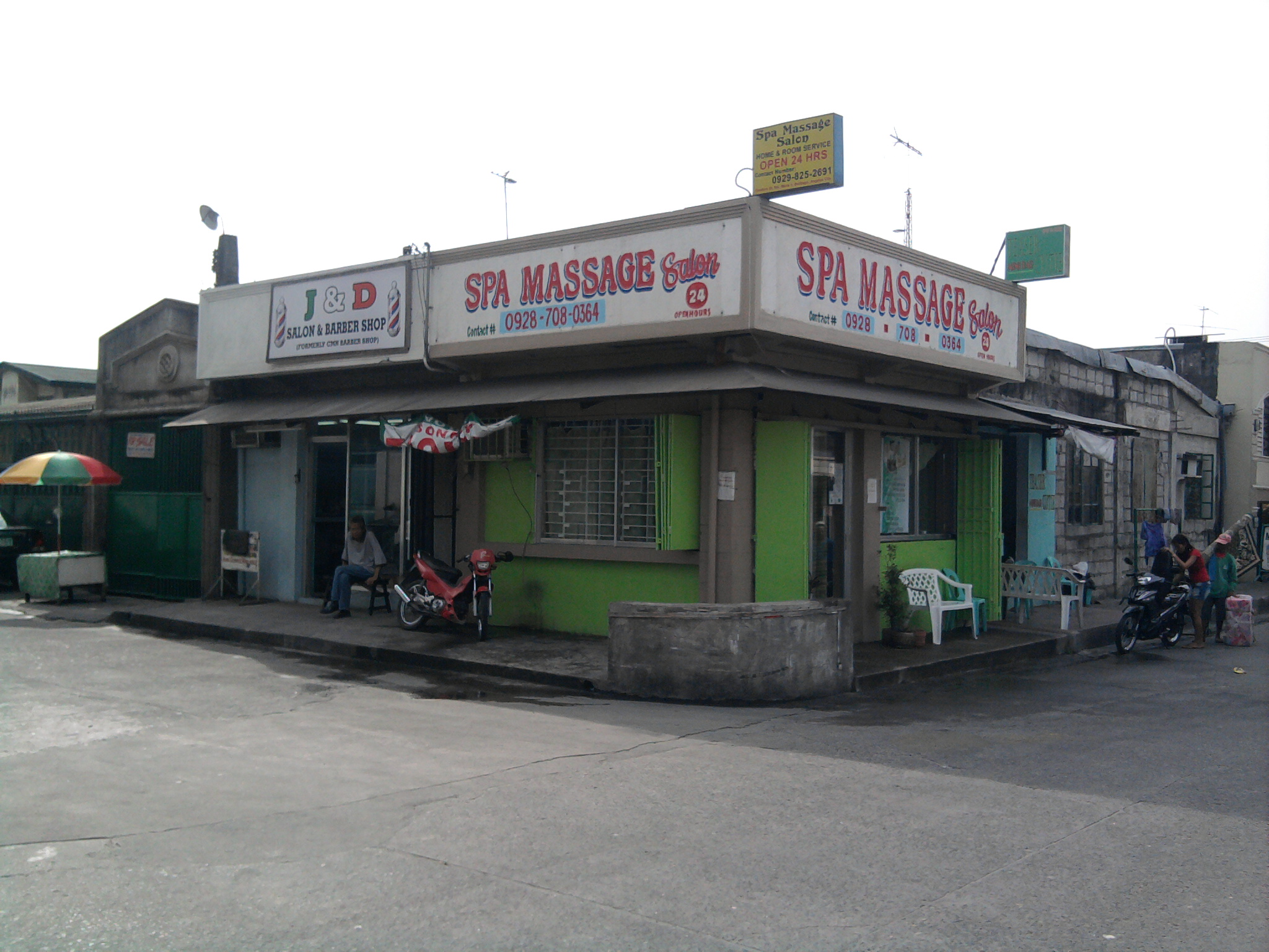 Philippines Angeles City Massage and Spa