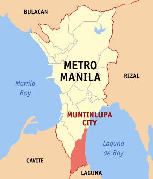 Alabang Muntinlupa City Philippines  Universal Stewardship