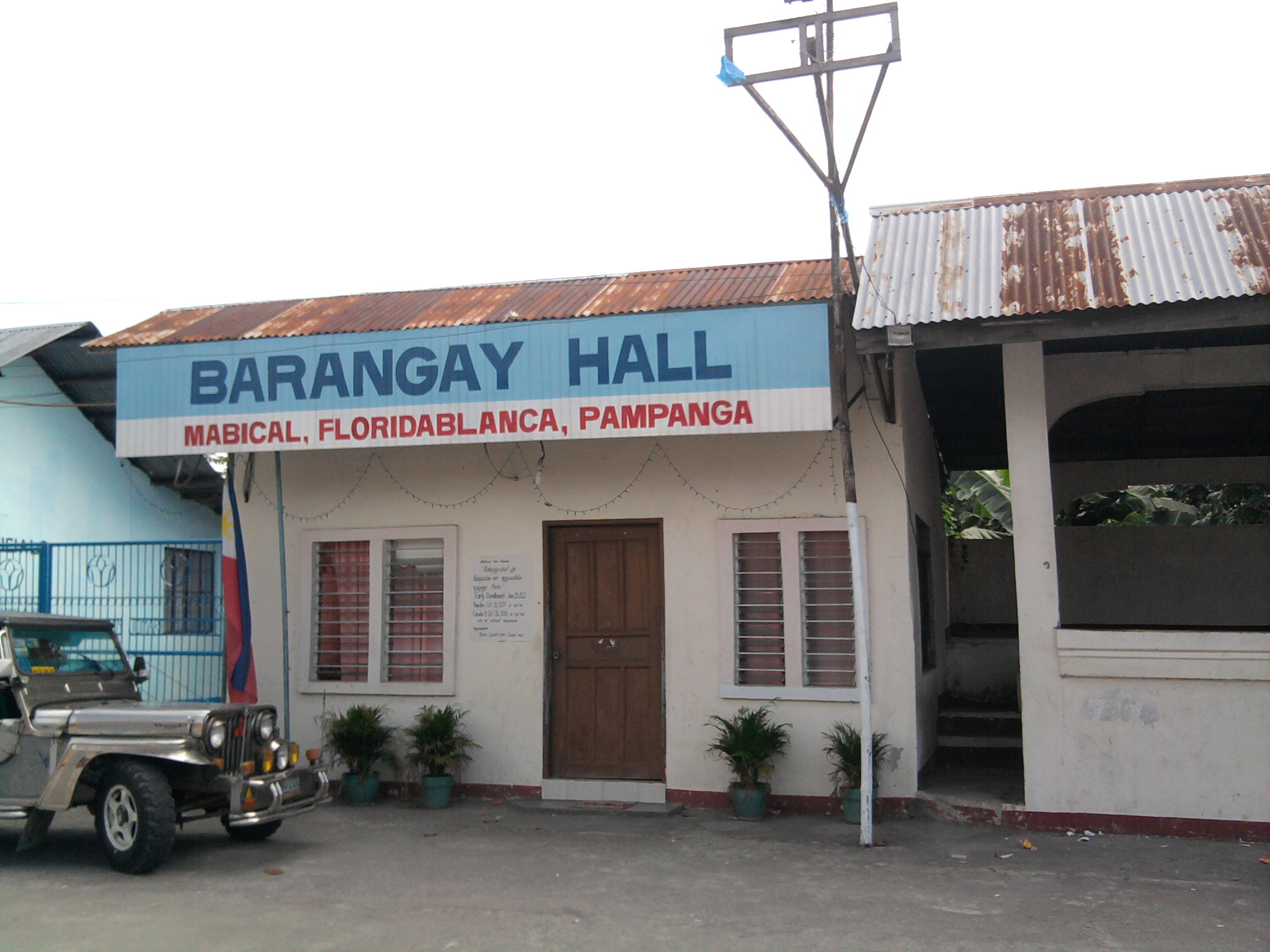 barangay governed from the barangay hall Barangay pansol background barangay barangay pansol also has a public library near the barangay hall markets and supermarkets many residents in southgate street.