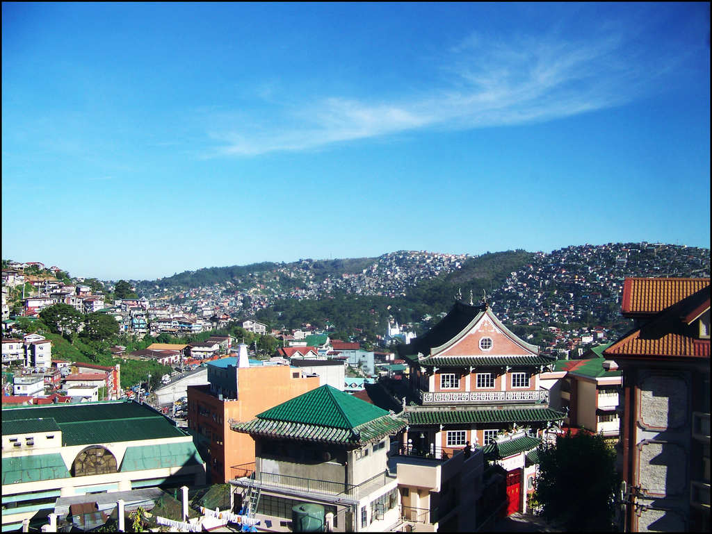 switzerland and baguio city essay