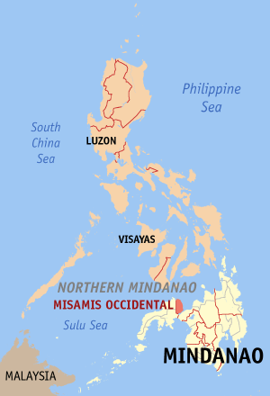 Misamis Occidental Province, Philippines - Zamboanga: Portal to ...