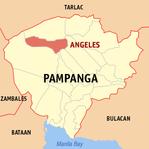 Angeles city map locator.png