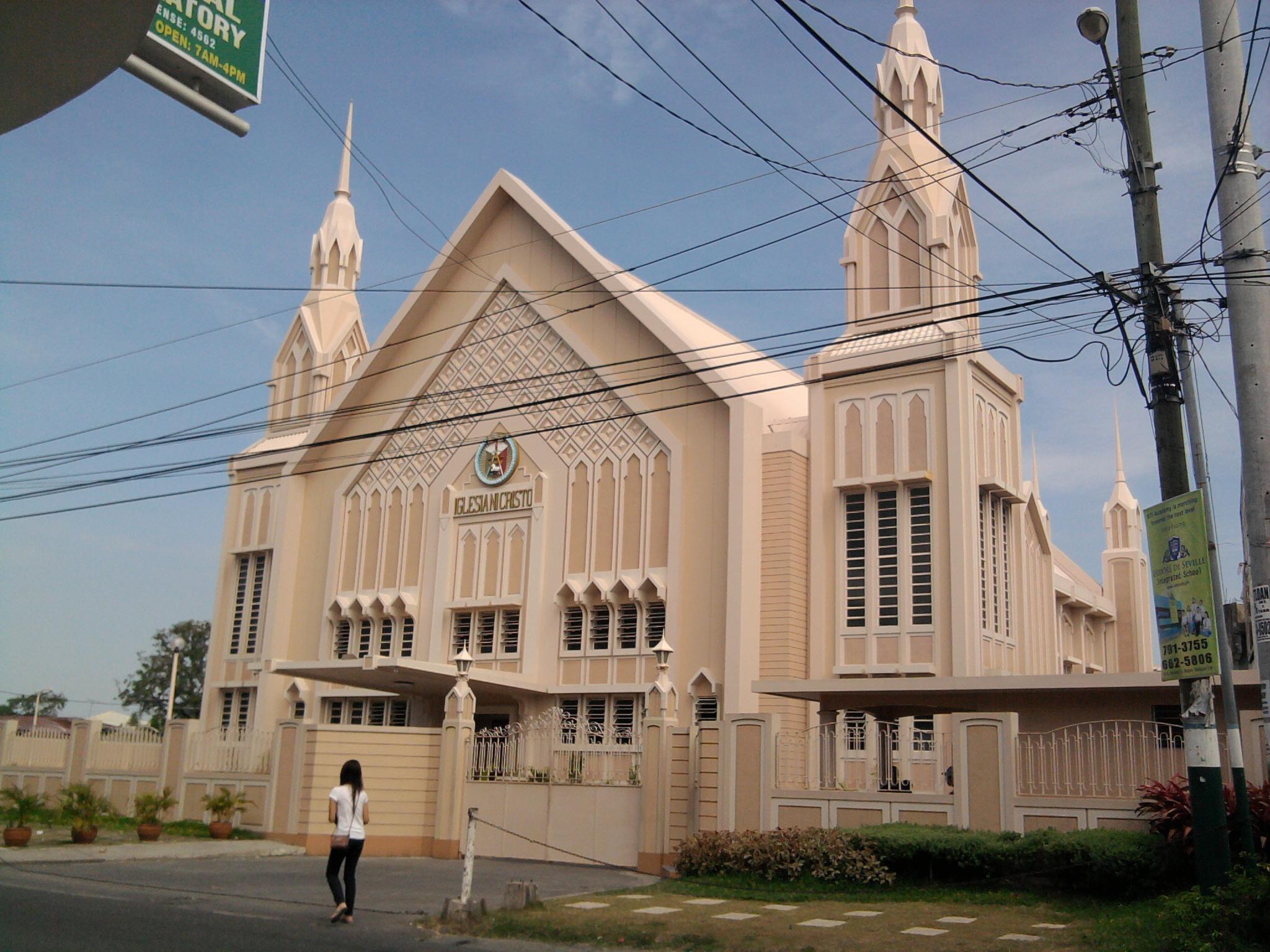 Iglesia ni Cristo (INC...