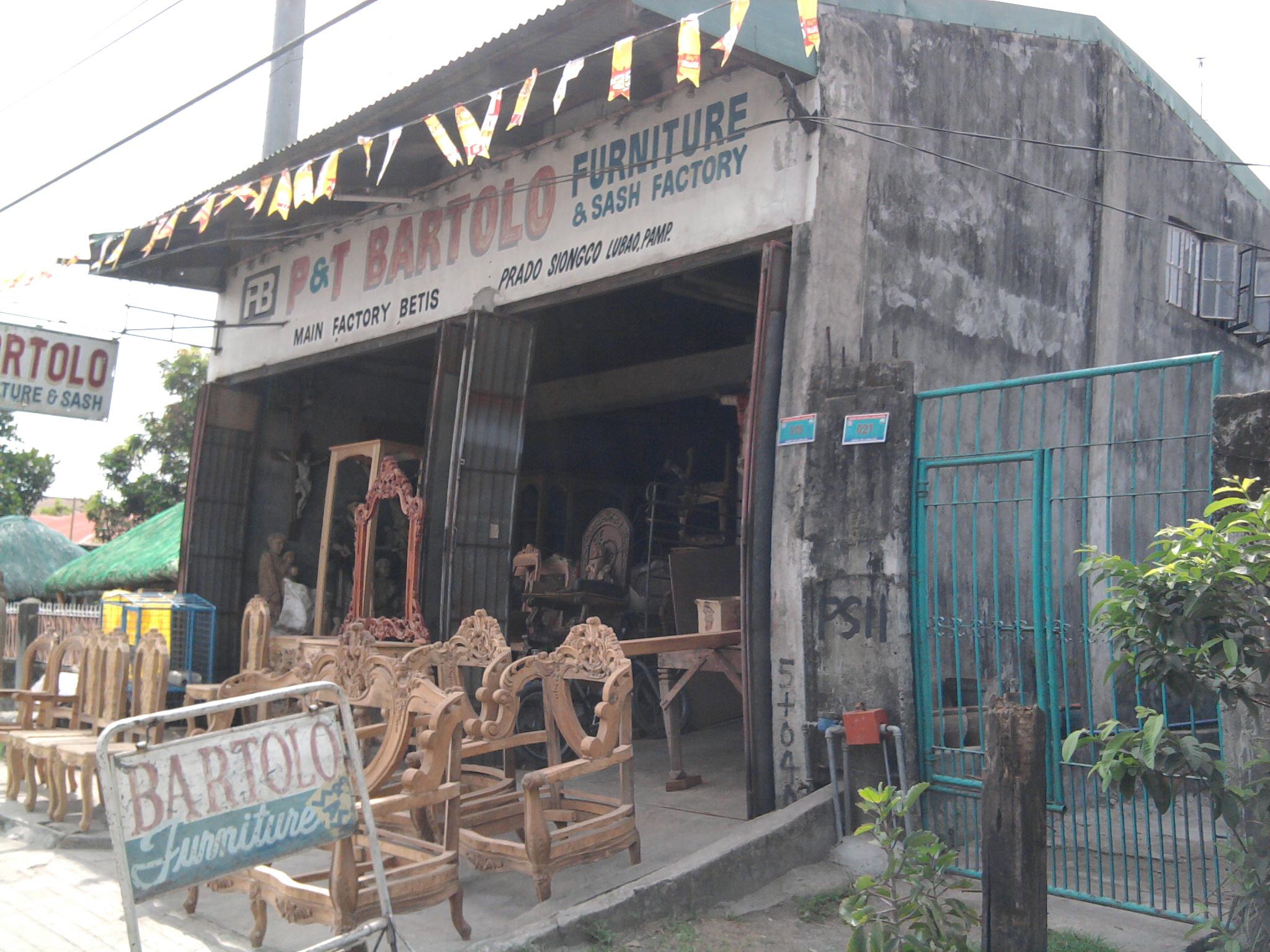 File P T Bartolo Furniture Sash Factory Prado Siongco Lubao Universal