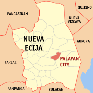 Palayan city map locator.png