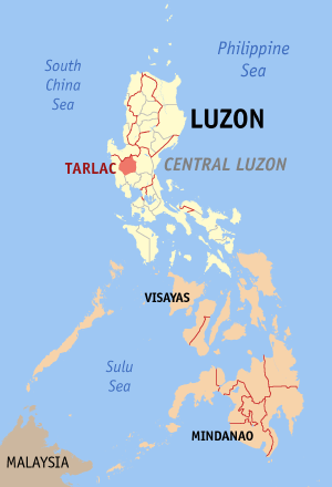 Tarlac philippines map locator.png