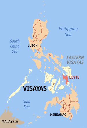 Leyte philippines map locator.png