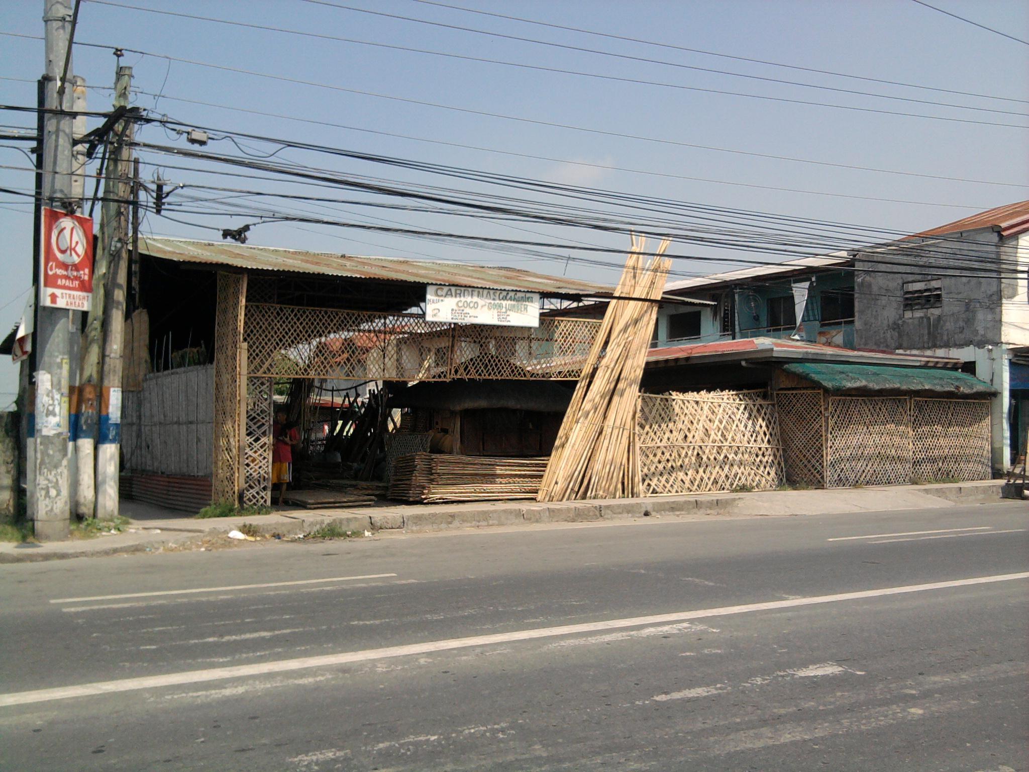 Lumber Multi Family Home Cebu City Philippines Brand New