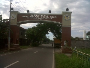 Welcome Arch, Magarao, Camarines Sur.jpg