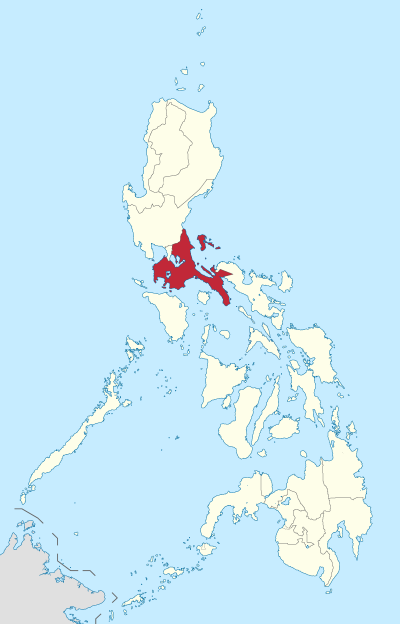 Region 4A CALABARZON  Cities and Provinces in Region IVA