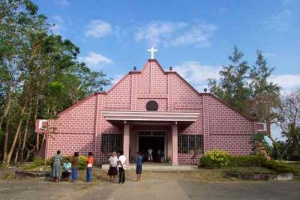 Lady of the Most Holy Rosary Parish Church, Amulung, Cagayan Valley.jpg