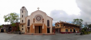 Saint James the Apostle Cathedral, Libmanan, Camarines Sur.jpg